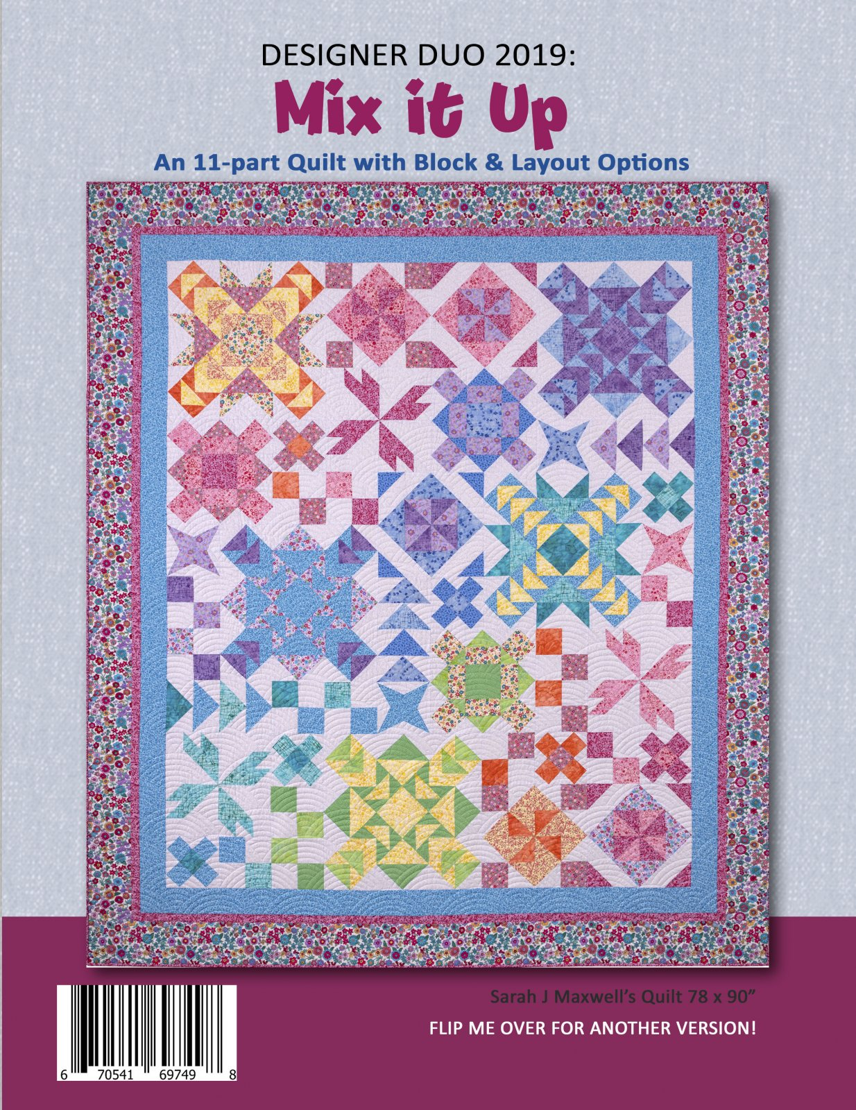 Designer Duo pattern book