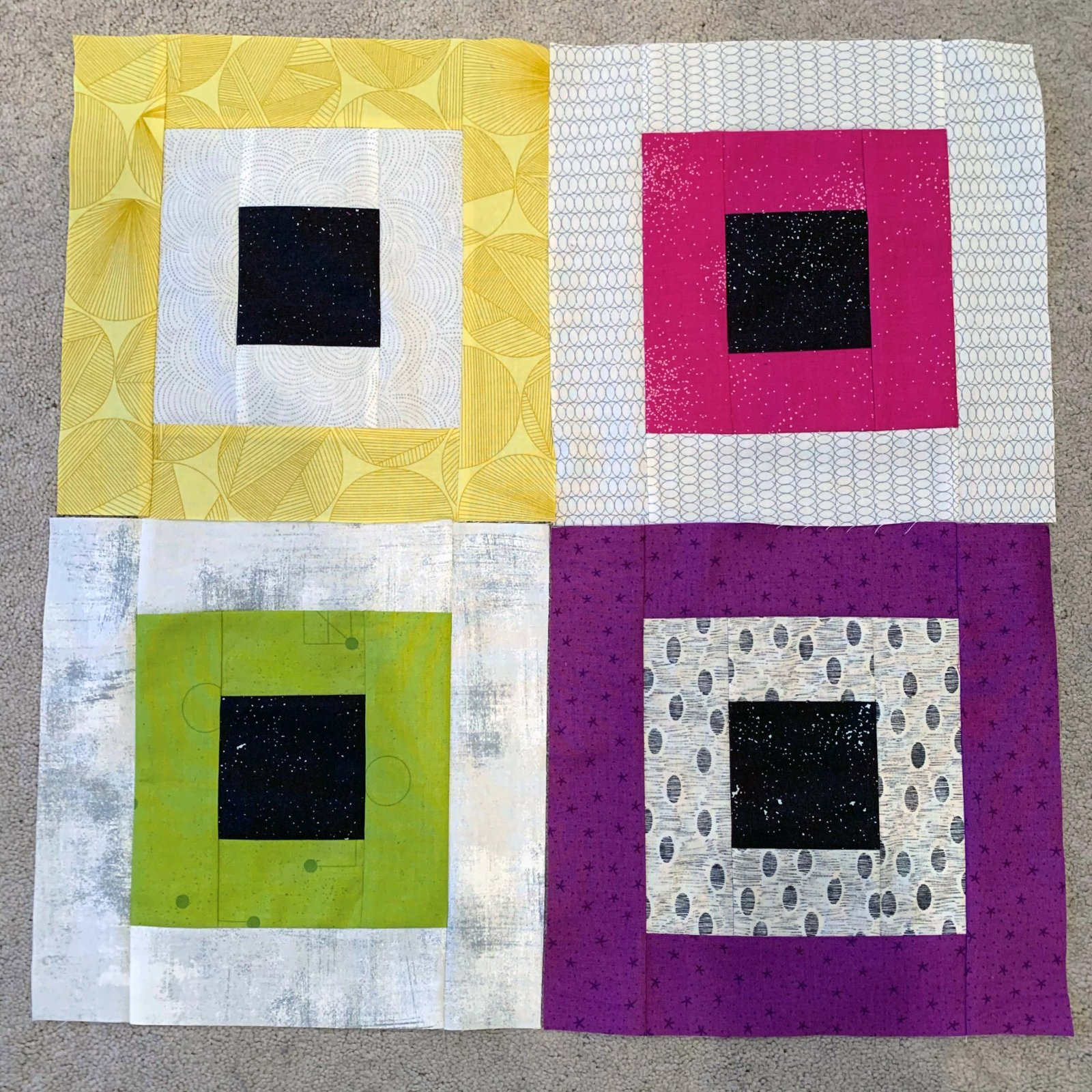 Not So Subtle Squares