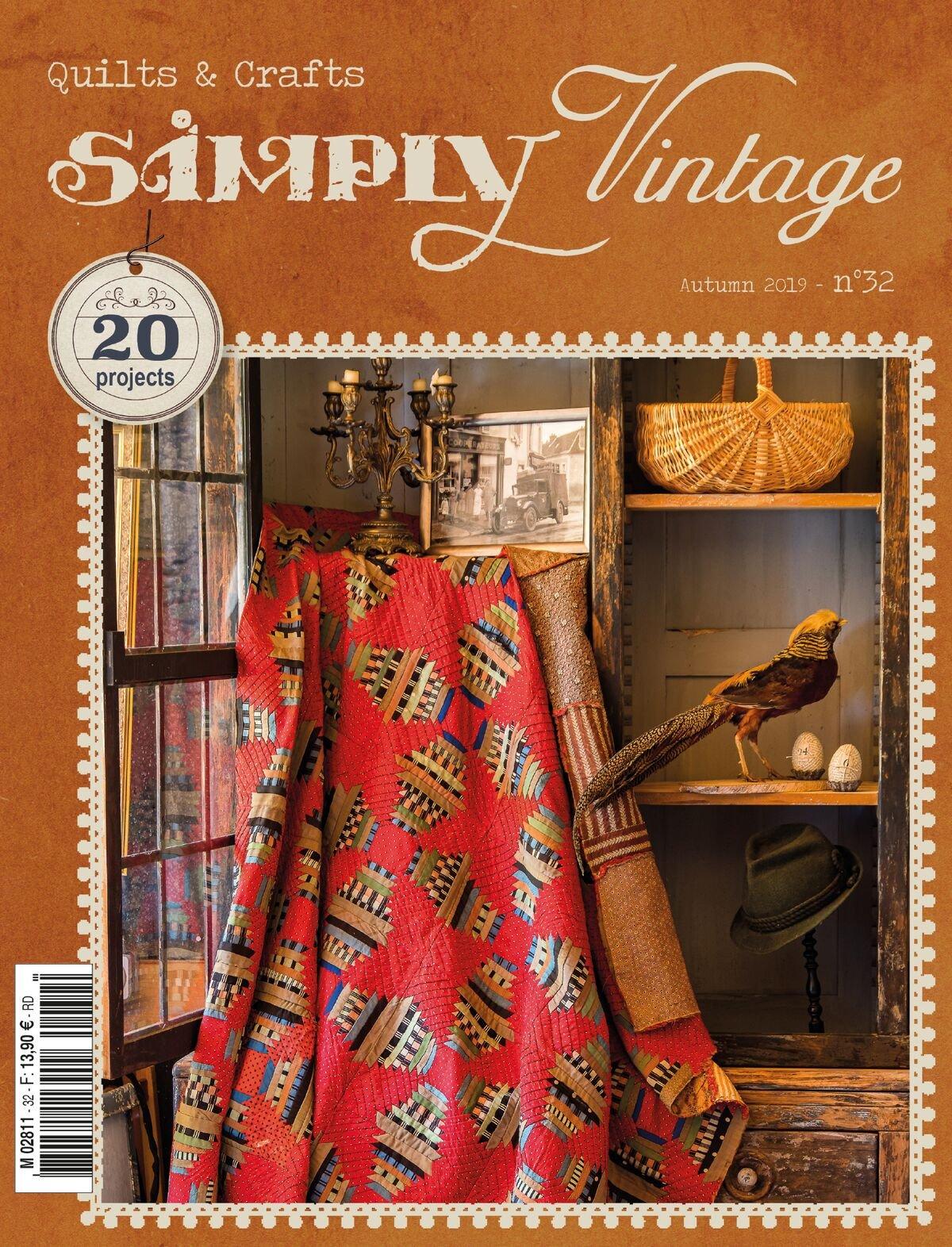 Simply Vintage Fall 2019