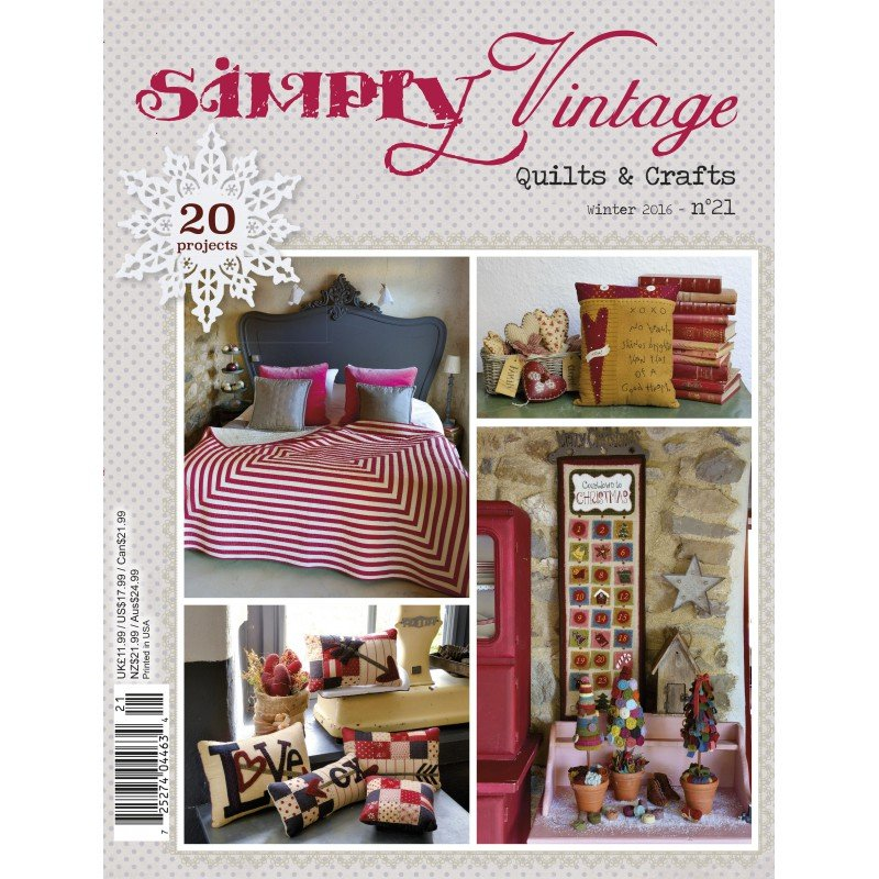 Simply Vintage Issue 21