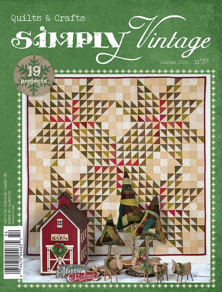 Simply Vintage, Issue 37