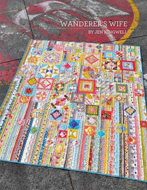 Wanderer's Wife by Jen Kingwell