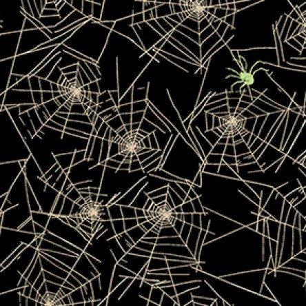 Black cobwebs