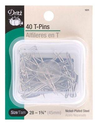 Dritz 40 T-Pins
