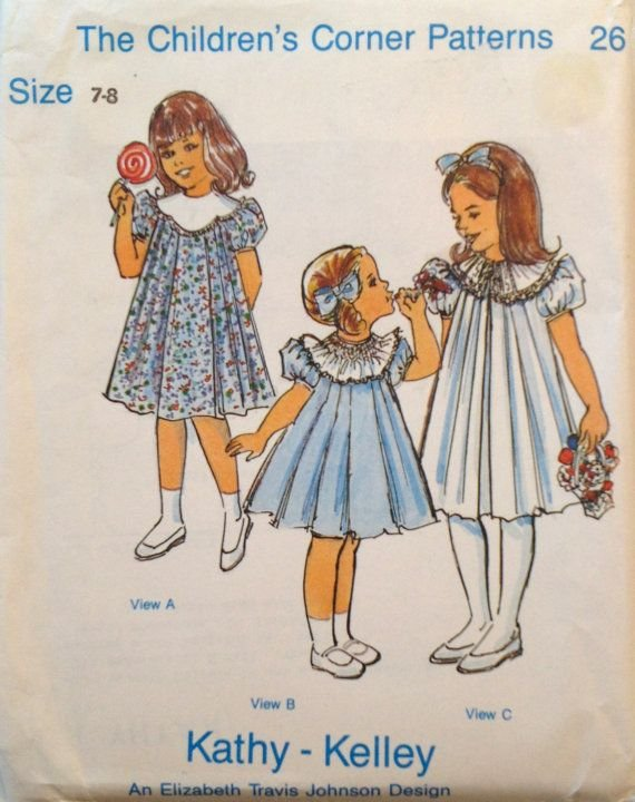 Children's Corner Kathy Kelley Size 40 40 Cool Childrens Corner Patterns