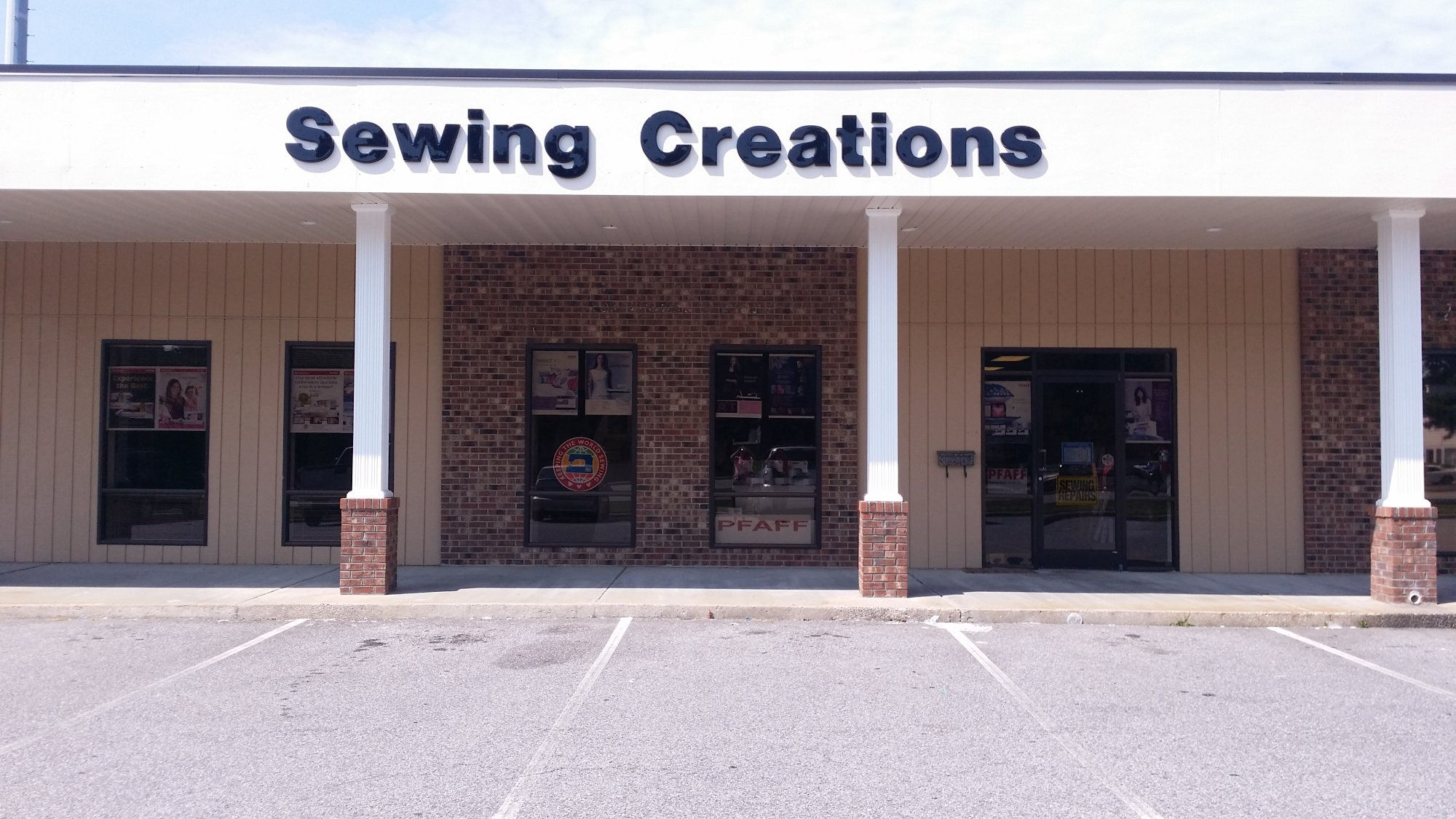 Sewing Creations Greensville Nc Sewing Machines Fabric