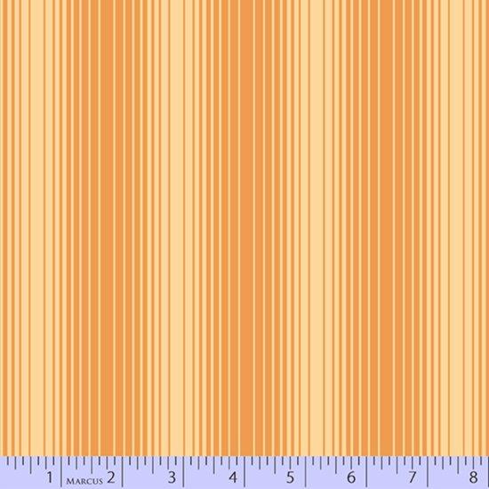 Sunny yellow shaded stripe