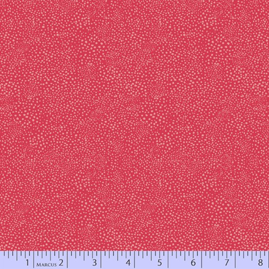 Soft red speckle