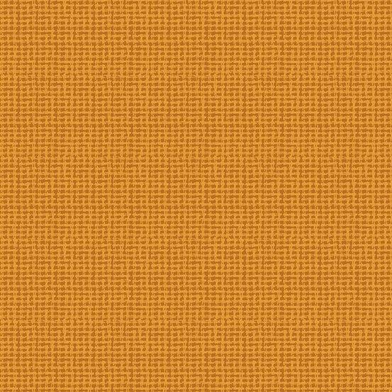 Rust static woven yarn-dyed dobby