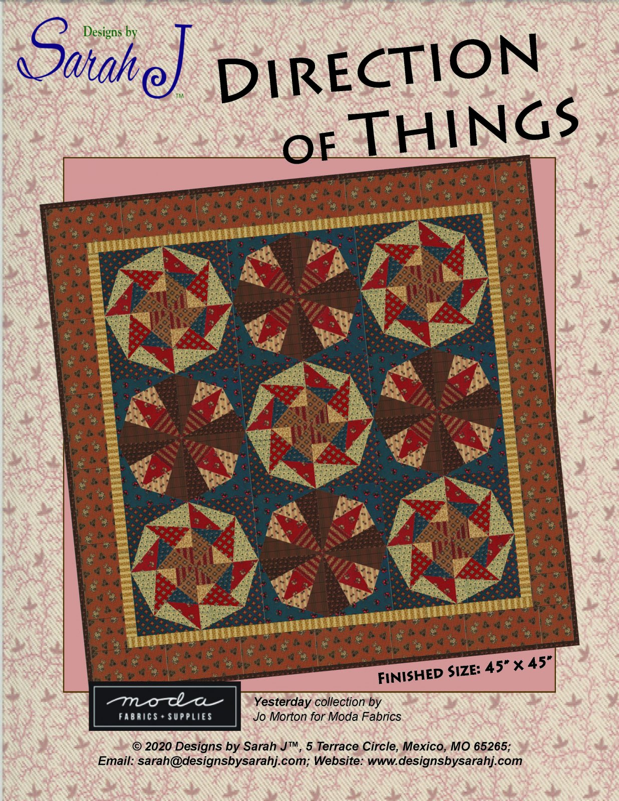 Direction of Things--PDF download