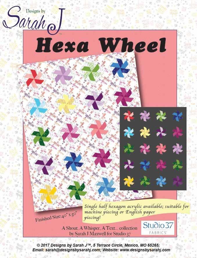 HexaWheel