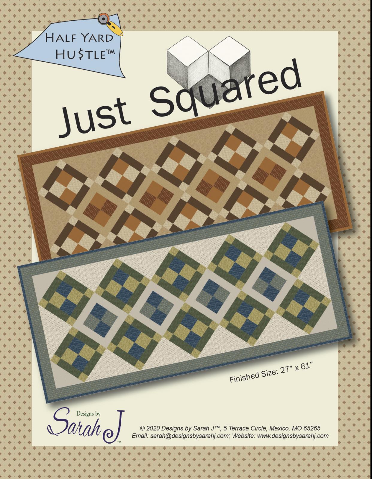 Just Squared--PDF Download