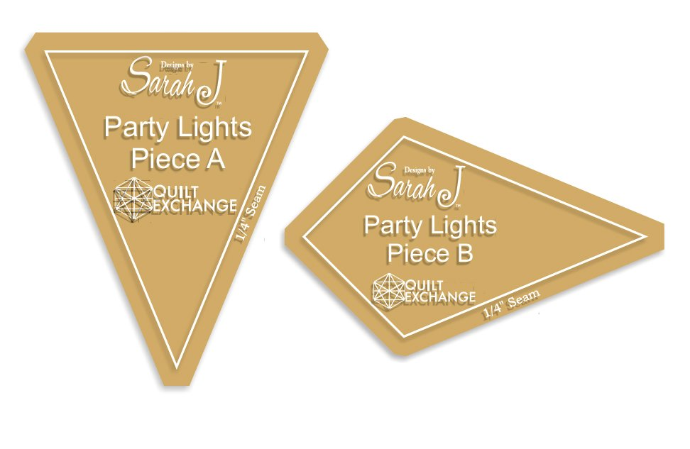 Party Lights templates