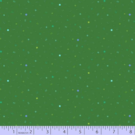 Green tipsy squares