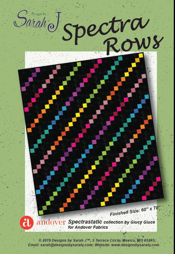 SpectraRows digital download-PDF version