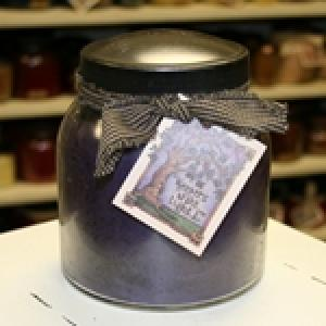 Blackberry Honey papa jar candle