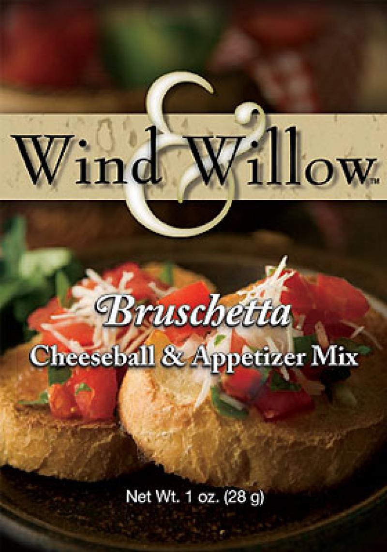 Bruschetta cheeseball mix