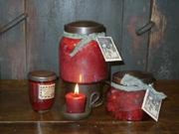 Cherry Almond Tart Mama Jar