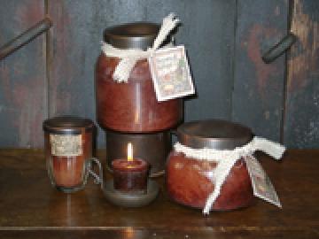 Spicy Cinnamon Mama Jar