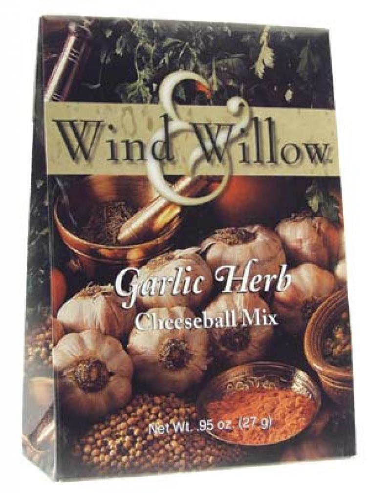 Garlic Herb Cheeseball Mix