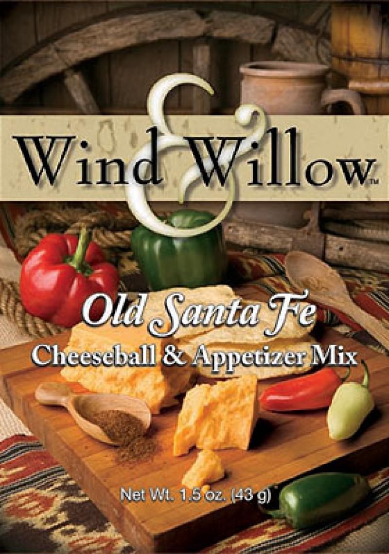 Old Santa Fe Cheeseball Mix