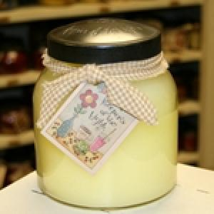 Rachel's Garden papa jar candle