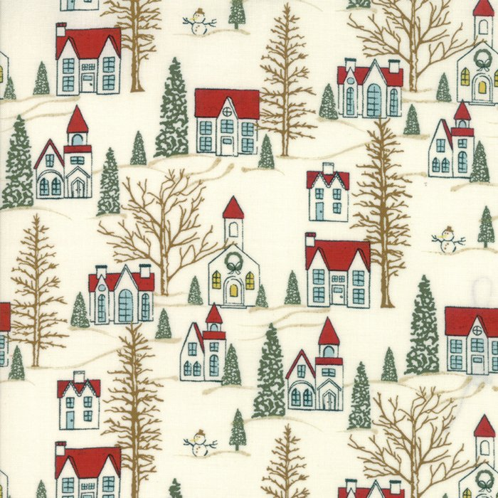 Winter Village by Basic Grey for Moda Fabrics~30551 11~