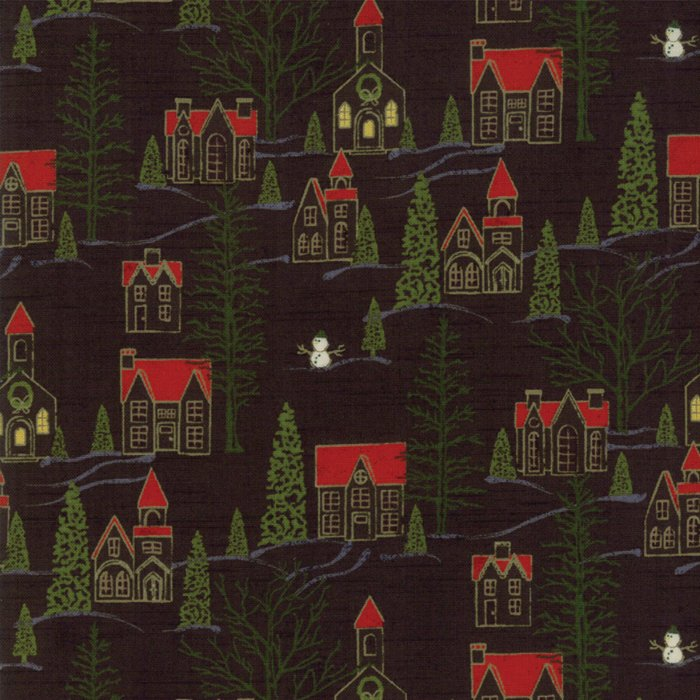 Winter Village by Basic Grey for Moda Fabrics~30551 16~