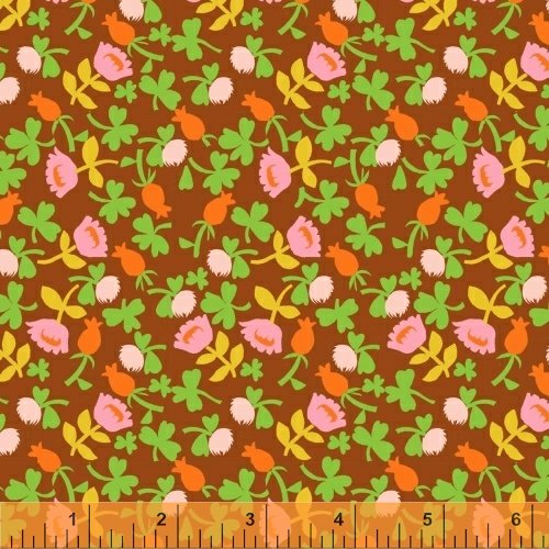 Briar Rose by Heather Ross for Windham Fabric ~37027-8~