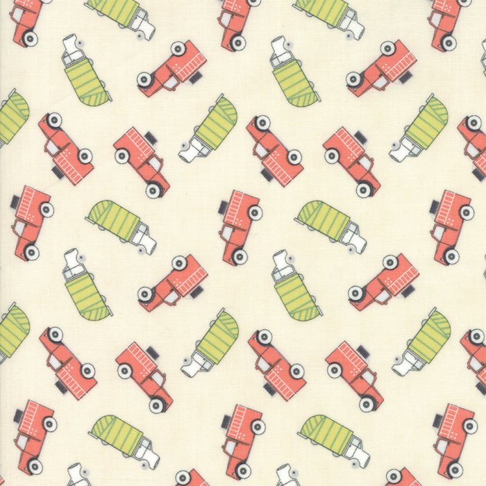 Mighty Machines by Lydia Nelson for Moda Fabric ~49022 11B~