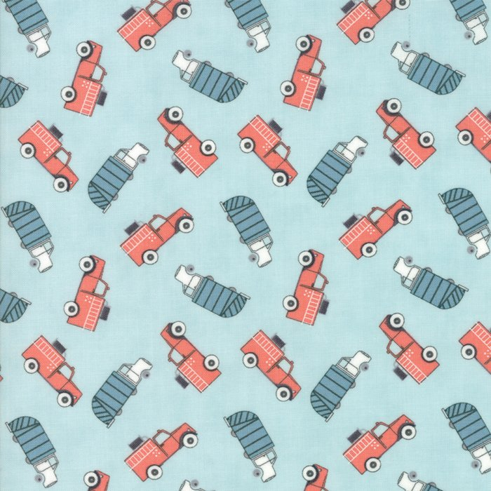 Mighty Machines by Lydia Nelson for Moda Fabric ~49022 13B~
