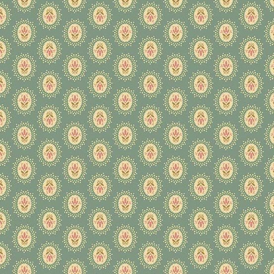Crystal Farm by Laundry Basket for Andover Fabrics ~A 8616 T~