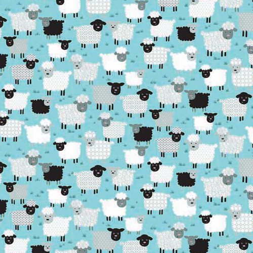 Jolly Farm for Andover Fabric ~TP 1333 color B~