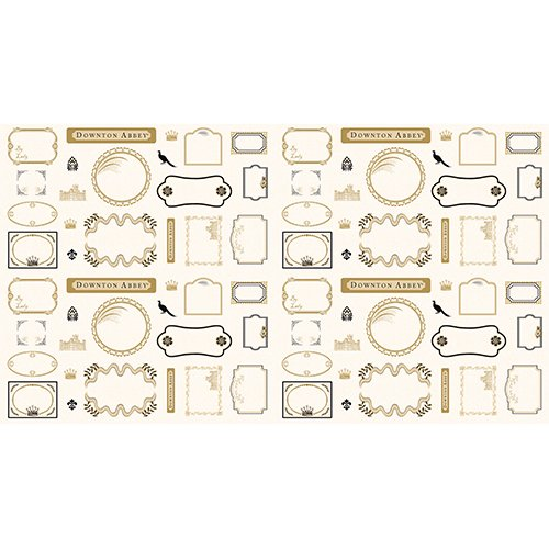 Downton Abbey by Andover Fabrics ~7670 L~