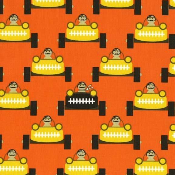 Gentlemen Start Your for Michael Miller Fabrics~D6094 Oran D~