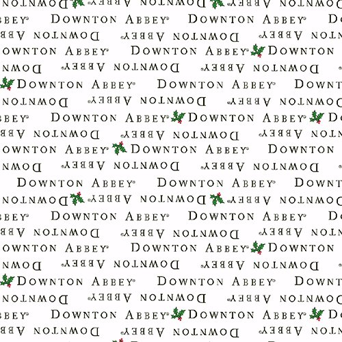 Downton Abbey Christmas by Andover Fabrics ~7805 K~