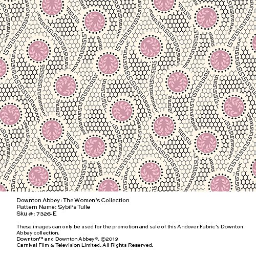Downton Abbey by Andover Fabrics ~7326 E~