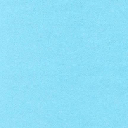 Flannel Solid for  Robert Kaufman~AQUA~