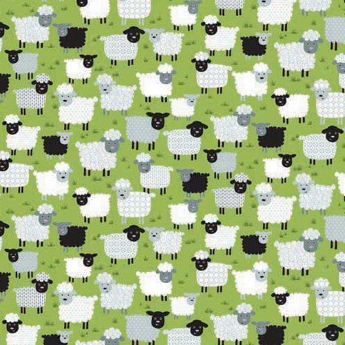 Jolly Farm for Andover Fabric ~TP 1333 G~