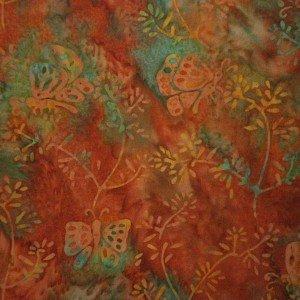Princess Mirah Design for Bali Fabrics Inc.~MK 2 Tandori Spice~