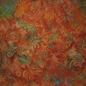 Princess Mirah Design for Bali Fabrics Inc.~MK 1785 Tandori Spice
