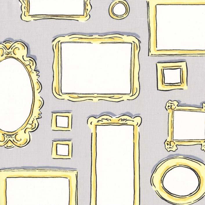 My Art Gallery for Michael Miller Fabrics~DC5831 GRAY D~