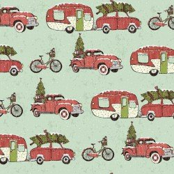 HOLLY JOLLY ALL THE WAY by Amylee Weeks for Quilter's Palette~13859~