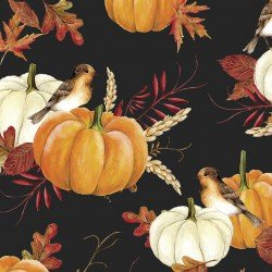PUMPKIN SPICE by Quilters Palette Harvest~13883~