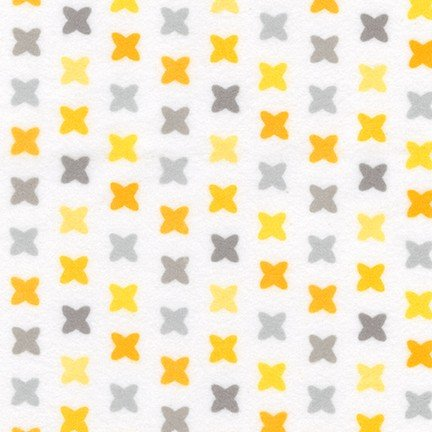 Cozy Cotton for Robert Kaufman ~SRKF-17651-5 yellow~