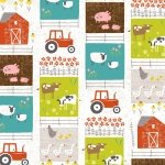 Wildflower Farm by Shannon Hays for StudioE Fabrics~4326 86~