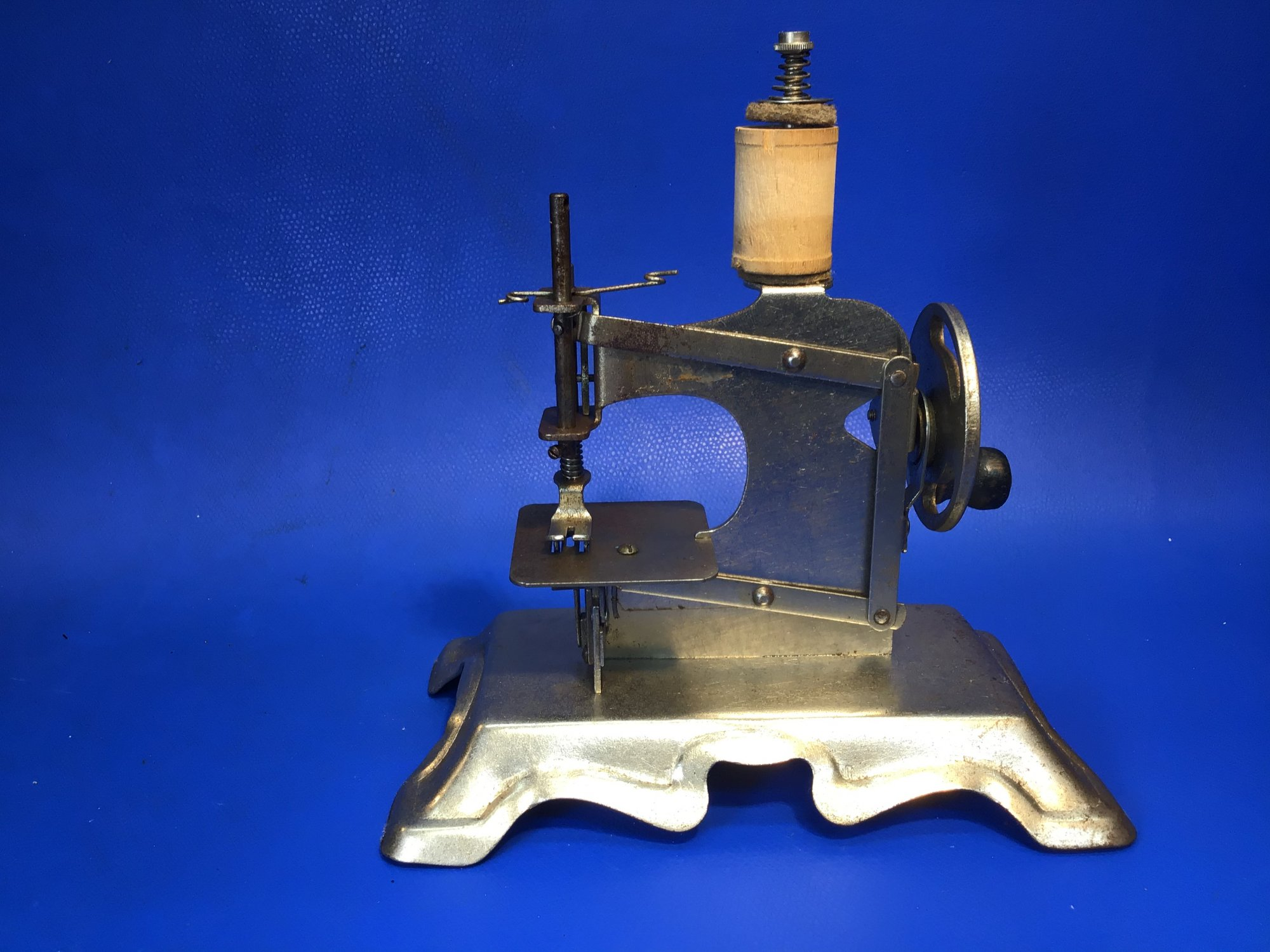 Unique Unpainted Toy Sewing Machines