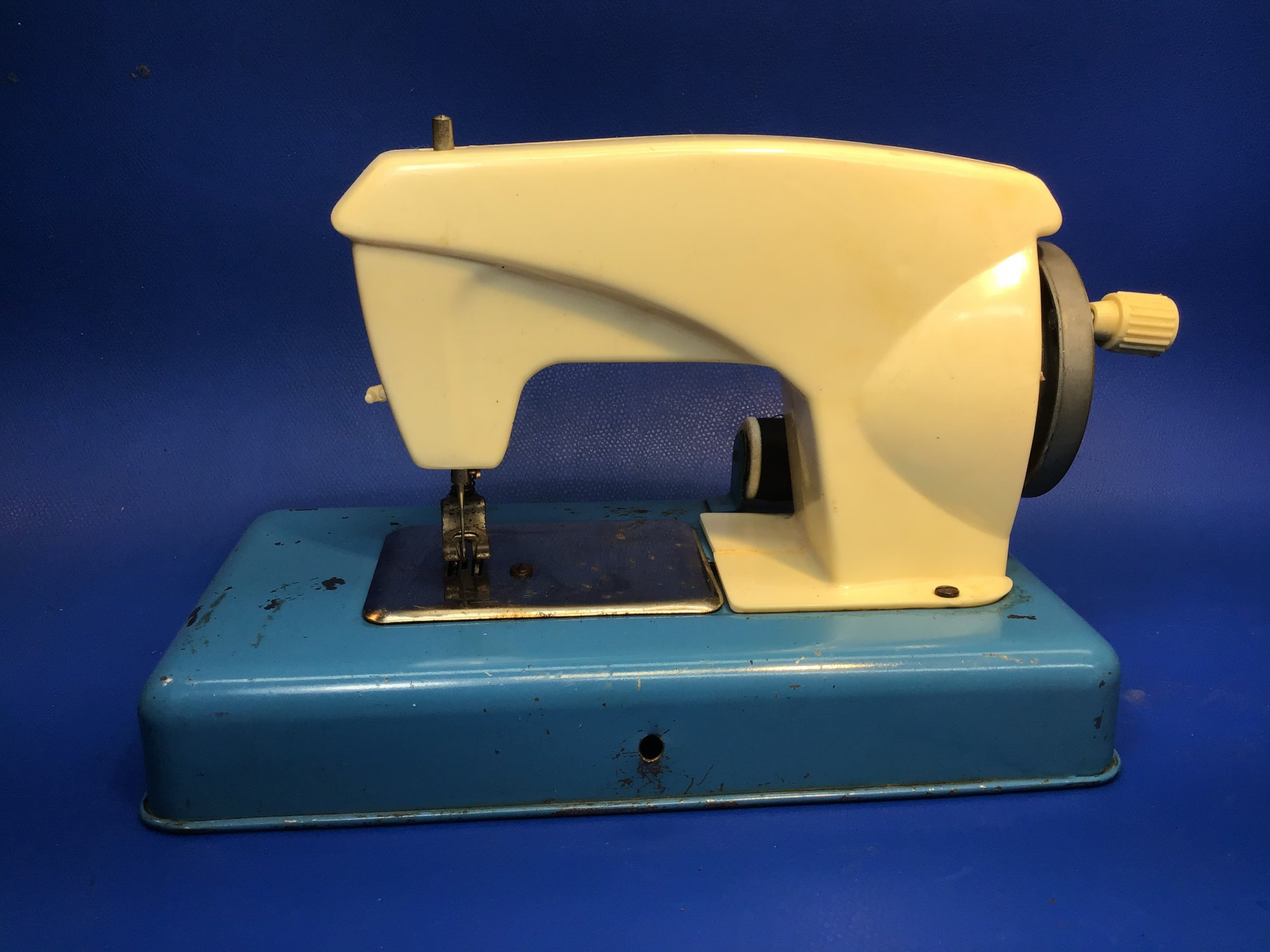 1960s French Toy Sewing Machine