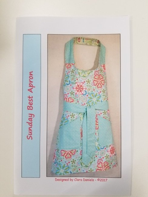 SUNDAY BEST APRON PATTERN