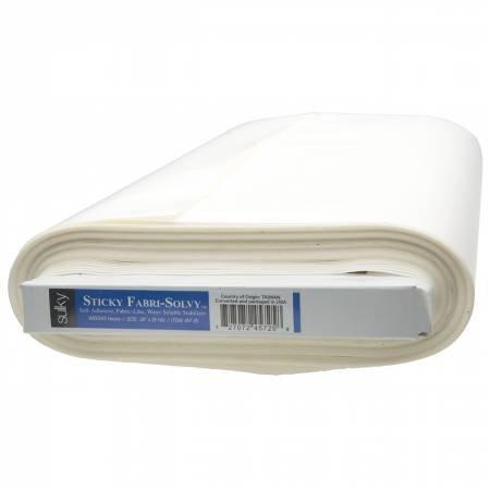 Sulky Self-Adhesive Sticky Fabri-Solvy 457-25